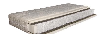 luxusn� pru�inov� matrace - KLEOPATRA